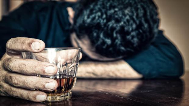 what happens when alcohol enters
