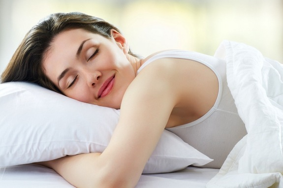 How to lose weight without exercise- Sleep properly