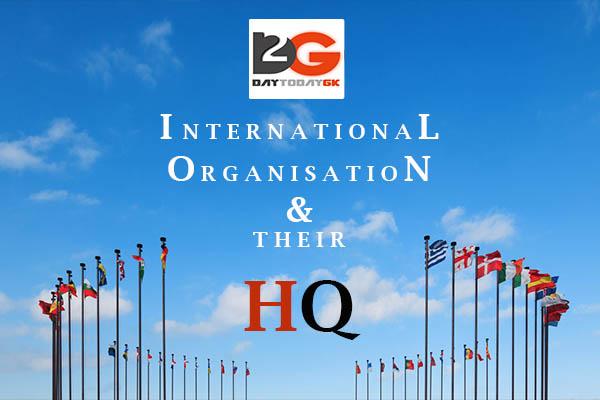 International Organisation and...