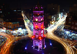 Clock_Tower_Faisalabad_by_Usman_Nadeem