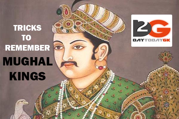 Names of Mughal Kings