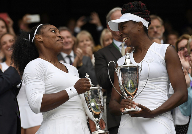 Wimbledon doubles championship