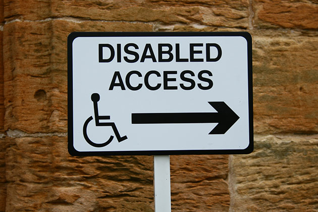 disabled-friendly