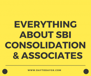 SBI consolidations & associates