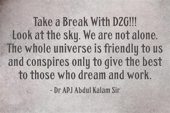 Motivational Quotes by APJ Abdul Kalam