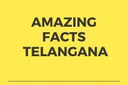 Facts about Telangana