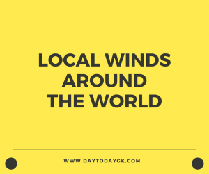 Local Winds