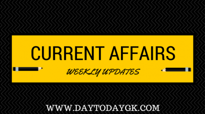 CURRENT AFFAIRS QUICK RECAP