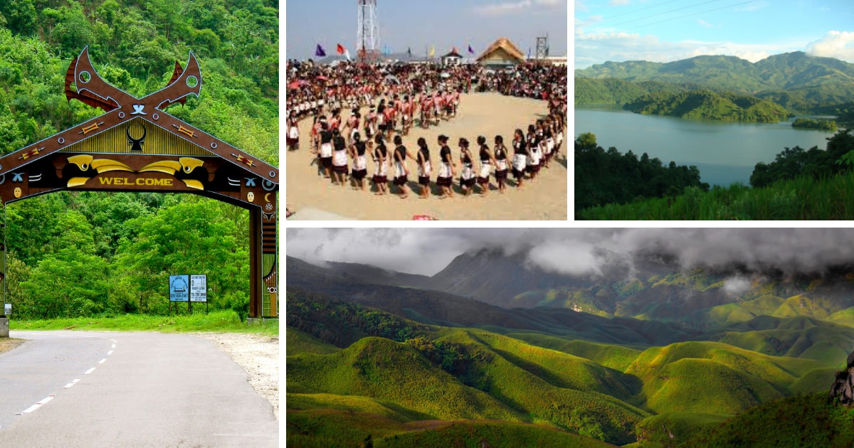 Interesting and Important Facts about Nagaland - Day Today GK