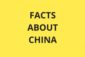 Facts about China