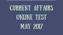 current affairs online test