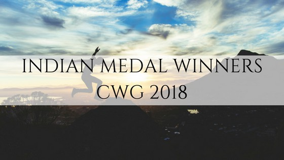 List of Indian Medal Winners at Commonwealth Games 2018
