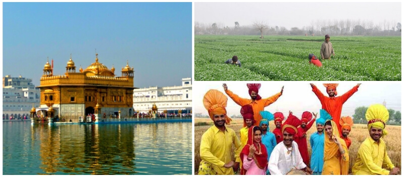 Quiz on Punjab with Answers to test yourself - Day Today GK