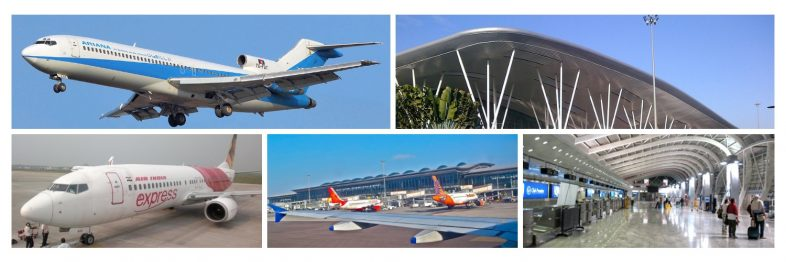 Indian International Airports