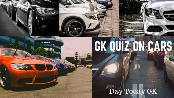 GK Quiz on Cars